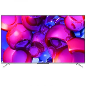 TCL TV 50 inch, 4K HDR 10 ,Smart , UHD, Android - 50P715