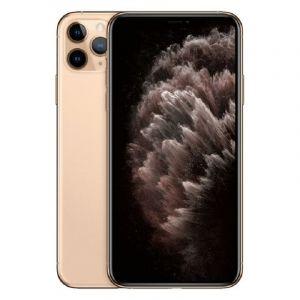 ابل ايفون 11 برو ماكس, سعة 64 جيجابايت ،4 جيجابايت رام،الجيل الرابع 4 جي- ذهبي