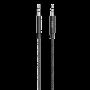 بيلكن كيبل ايه يو إكس , 4 قدم , رمادي - BKN-AV10164BT04-GRY