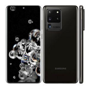 """Samsung Galaxy S20 Ultra 6.9"""" , 5G , 128GB , 12GB RAM - Black"""
