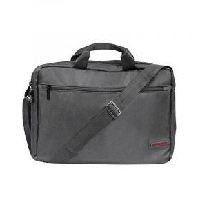 بروميت حقيبة لاب توب 15.6 انش، حقيبة كتف، أسود - GEAR-MB