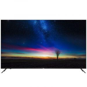 Haier TV 75 '' LED, Android 9, 4K UHD, Smart ,HDR, Black - H75S5UG