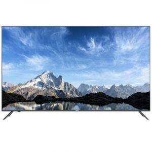 Haier TV 58 '' Full HD, Android, 4K UHD, Smart ,HDR, Black - LE58K6600UG
