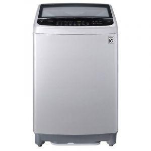 LG 14Kg Washer, Top load washing machine, Silver color, Smart Motion - WTSV14BSLN