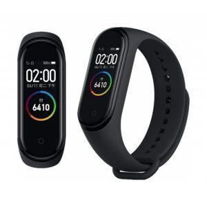 شاومي مي باند 4 ,ساعة بلوتوث, شاشة لمس ملونة , تتبع اللياقة البدنية ومراقب ضربات القلب