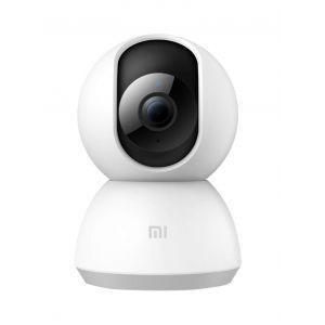 شاومي كاميرا مراقبة منزلية 360 درجة , دقة 1080 , أبيض - MJSXJ05CM