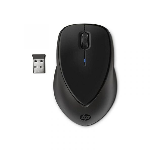 HP Comfort Grip Wireless Mouse , 2.4 GH - H2L63AA