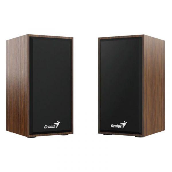 Genius Computer Speakers USB GP–190006 , Wood - SP–HF180