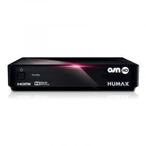 جهاز رسيفر هيوماكس لإستقبال OSN، باقة إشتراك 6 شهور - 1000S