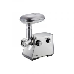 Panasonic Meat Grinder 1700 W, Malaysia Industry, Silver - MK-GM1700STZ