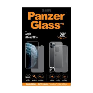 PanzerGlass, Apple IPhone 11 PRO Bundle +PG Case - B2661