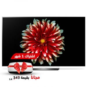 تلفزيون ال جي 65 بوصه ,الترا اتش دي, سمارت, او ال اي دي, 4 كيه - 65B7V- ريسيفر إستقبال قنوات المجد Almajd 9 (باقة 1 شهر) بقيمة 343 مجانى