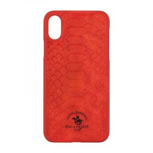 POLO SBPRC Apple Knight iPhone X - Red - SB-IPXSPKNT-RED
