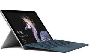 Microsoft Surface Pro i5 8GB RAM 256GB SSD 12.3 Win 10 Professional + Type Covere Keyboard / FJY-00006
