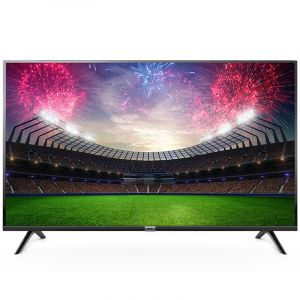 TCL 43 Inch FHD TV, Smart LED , Android , Black - 43S6500A
