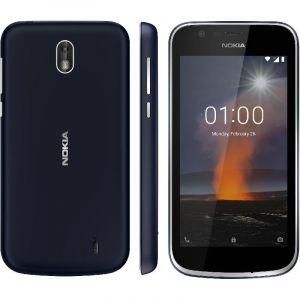 Nokia 1, 8 GB,  4G LTE - Dark Blue