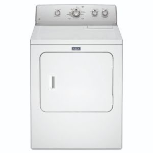 Maytag Dryer,7 Kg , Air Vented,Made in USA, White - 4KMEDC430JW
