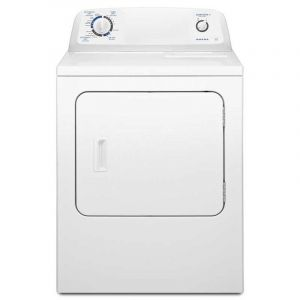 Amana Dryer,7 Kg, Air Vented,Made in USA,White - 4KNED3100JW