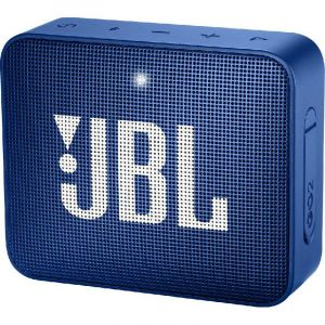 JBL GO 2 Portable Speaker, Bluetooth, Blue