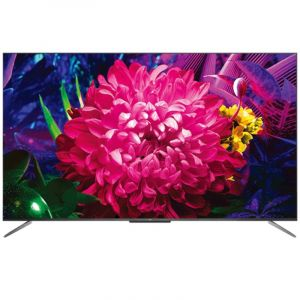 TCL TV 55 inch Q LED , 4K HDR 10 ,Smart , UHD, Android - 55C715
