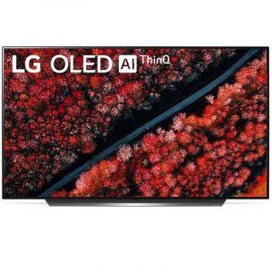 LG OLED TV 55 Inch, SMART, 4K Cinema HDR, Black - 55C9PVA