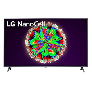 LG NanoCell TV 55 inch LED , 4K Active HDR , WebOS Smart AI ThinQ, UHD ,Series - 55NANO79VND
