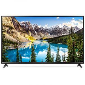 LG 60 Inch 4K LED Smart TV Black - 60UJ630V