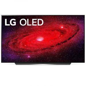 ال جي تلفزيون 65 بوصه او ال اي دي , 4 كيه , ذكي , اسود - 65CXPVA