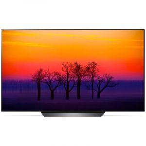 LG OLED TV , 65inch, UHD ,Smart Cinema HDR - 65E8PVA