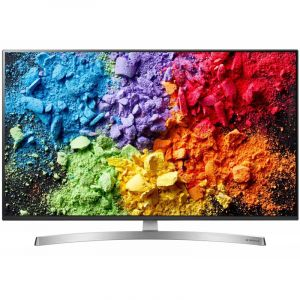 LG TV ,65 Inch, 4K ,NanoCell TV ,with Dolby Atmos - 65SK8500PVA
