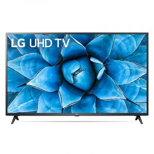 LG TV 65 inch LED , 4K Active HDR WebOS , Smart AI ThinQ , UHD Series - 65UN7340PVC