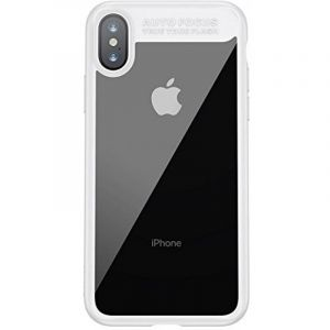 Baseus Case Suthin Series for Apple iPhone X White  - ARAPIPHX-SB01