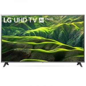 LG TV 75 inch, 4K ,Smart, IPS Display, Active HDR - 75UM7180PVB