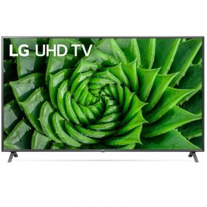 LG TV 75 inch LED , 4K HDR, Smart , UHD - 75UN8080PVA