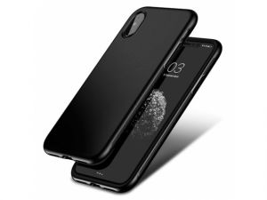 Baseus Bumper Case For iPhone X - Black