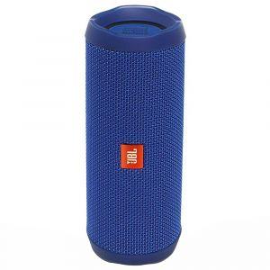 جي بي ال سماعة محمولة فليب 4 تعمل بالبلوتوث  اللون أزرق