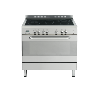 ELBA Electric Cooker ceramic 60×90 CM, Steel - AS 9399.blackbox