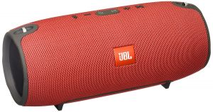 JBL EXTREME Portable Wireless Bluetooth Speaker - RED