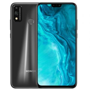 "Honor 9X Lite, 6.5"" , Memory 128 GB , 4 GB RAM, Back Camera 48MP ,Dual SIM - Midnight Black"