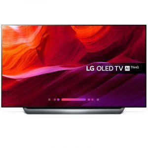 "LG  TV 55"" OLED ,Smart, Digital TV - 55C8PVA"