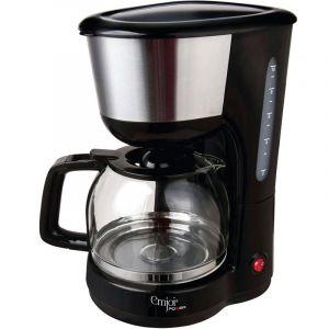 امجوي ماكينة تحضير القهوة , 1000 واط, 1.25 لتر- اسود، UECM-351