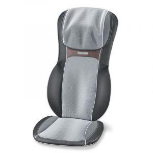 بيورير غطاء كرسي مساج خلفي ثلاثي الأبعاد , تحكم كامل , سرعتين , إغلاق ذاتي بعد 15 دقيقه - MG295