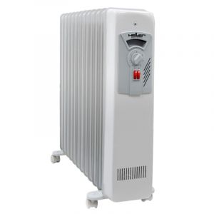 Heller Heater Oil from13 Rips, 2500W, Germany-MAS2513
