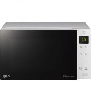LG Neochef Microwave 25L , White , MS2535GISW