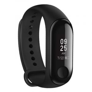 Xiaomi Mi Band 3 with OLED Screen and Heart Rate Monitor, Black