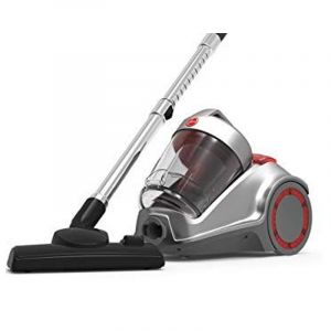 Hoover Power 6 Canister Vacuum Cleaner 2200W, 3L, Grey -  HC84-P6A-ME