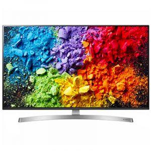 LG 55-Inch 4K UHD Active HDR Smart TV, Black - 55UK6400PVC