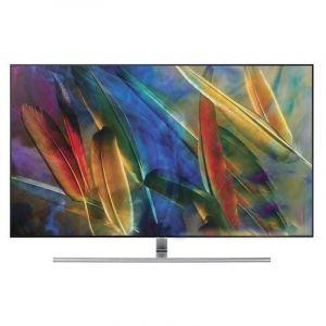 تليفزيون سامسونج 65 بوصة كيو ال اي دي  ذكي, 4كي الترا اتش دي , الفئة 7 - QA65Q7FAMRXUM