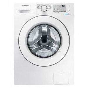 Samsung Front Load Eco Bub Automatic Washing Machine,6 Kg, White - WW60J3063KW