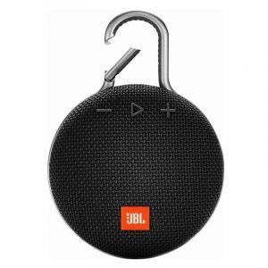 JBL Clip3, Portable Speaker, Bluetooth, Black